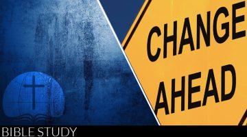 The Dynamics of Change (Ephesians 4:22–24)