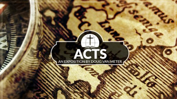 A Marginalised Missionary on a Marginalised Mission (Acts 22:21-23:22) Image