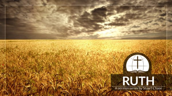 Cold-Footed Redemption (Ruth 3:1–18) Image