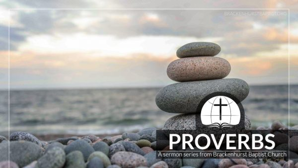 Introducing Wisdom (Proverbs 1:1) Image