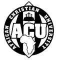 African Christian University: Growing in Grace and Knowledge