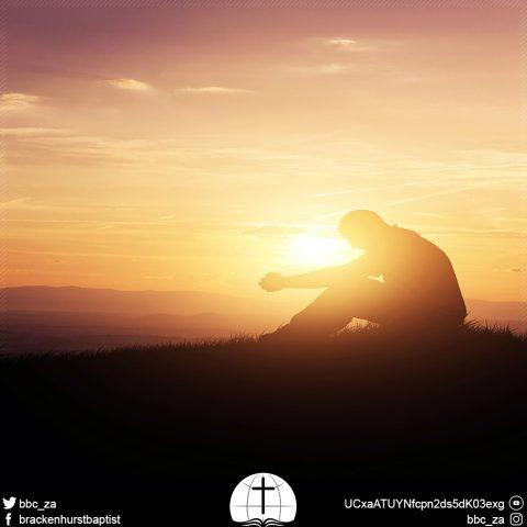 Praying in the Wilderness (Mark 1:35–39)