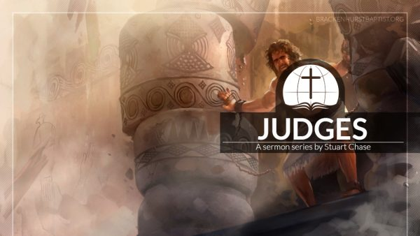 An Unwanted Saviour (Judges 13:1–16:31) Image