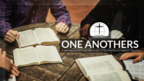 One Anothering One Another (John 13:34–35) Image