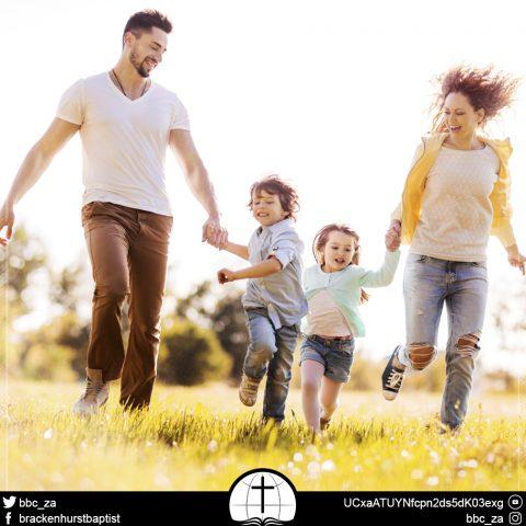 The Family of Christ (Mark 3:31–35)