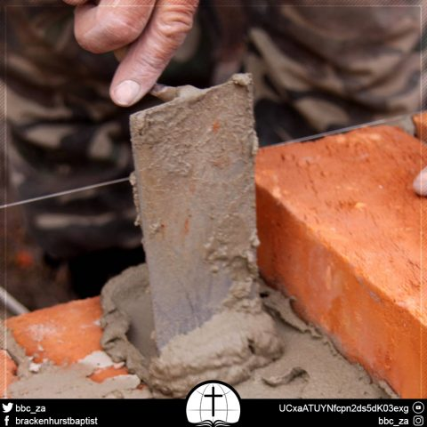 Built to Build (1 Thessalonians 5:11)