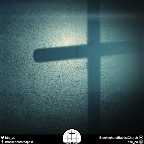 Living in the Shadow of the Cross (Mark 9:30–50)