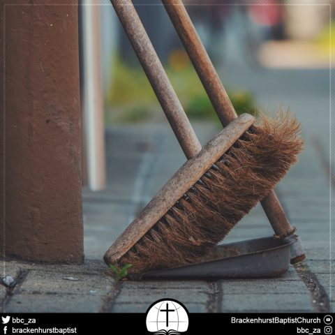 Cleaning House (Mark 11:12–26)
