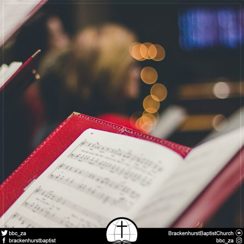Shaken but Singing (Psalm 46:1–11)