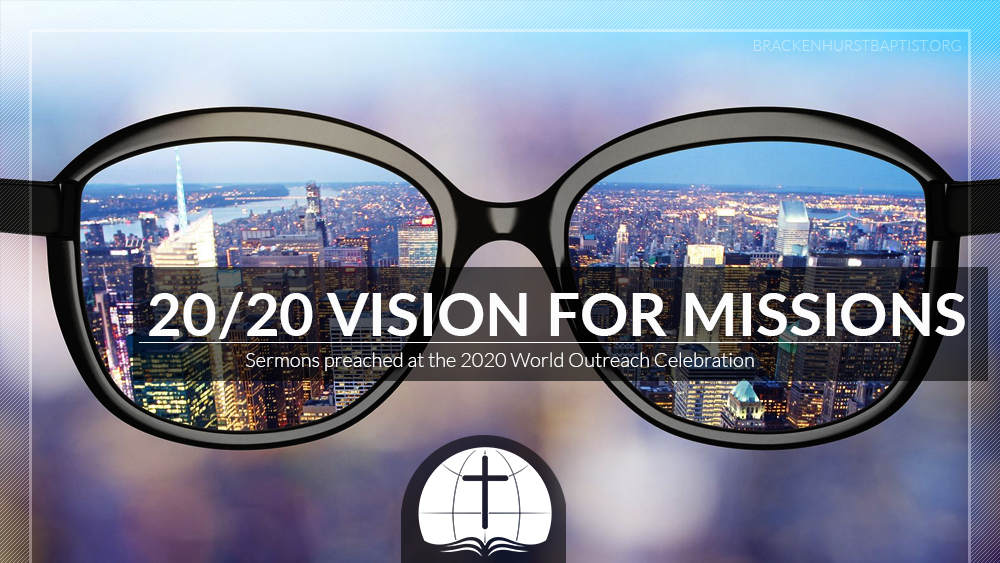 World Outreach Celebration 2020