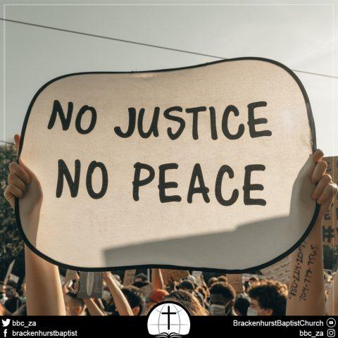 Vain Justice (Ecclesiastes 3:16–4:3)