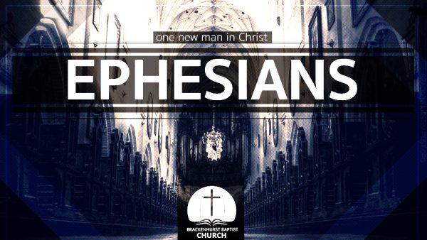 Ephesians Exposition