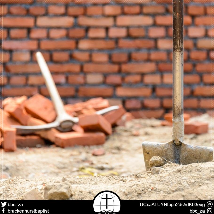 Standing in the Gap (Nehemiah 3:1–32)