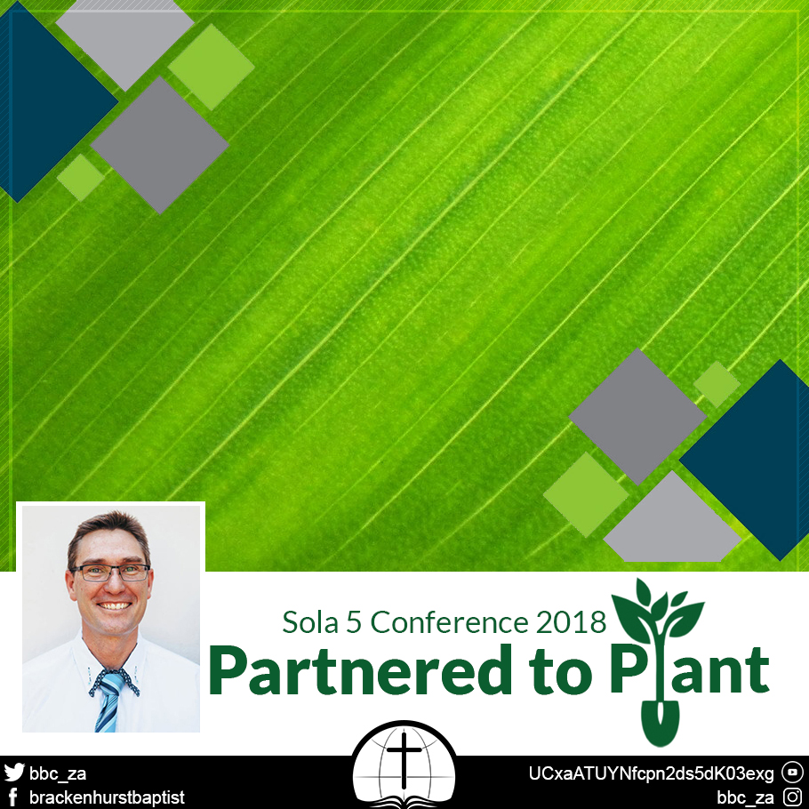 The Greatest Hindrance to Partnering in Church Planting (1 Corinthians 1:4–8)