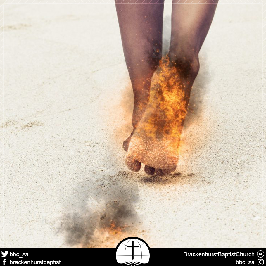 Keeping in Step with the Spirit (Galatians 5:26)