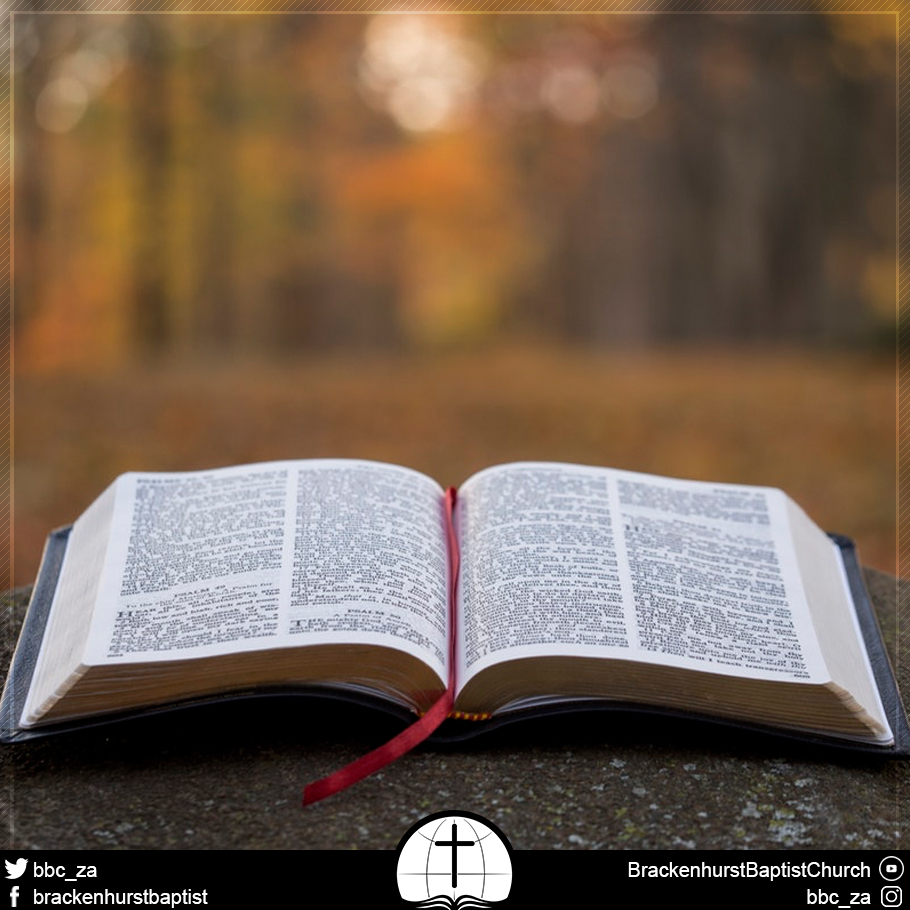 This is the Word of God (Mark 7:1–13)