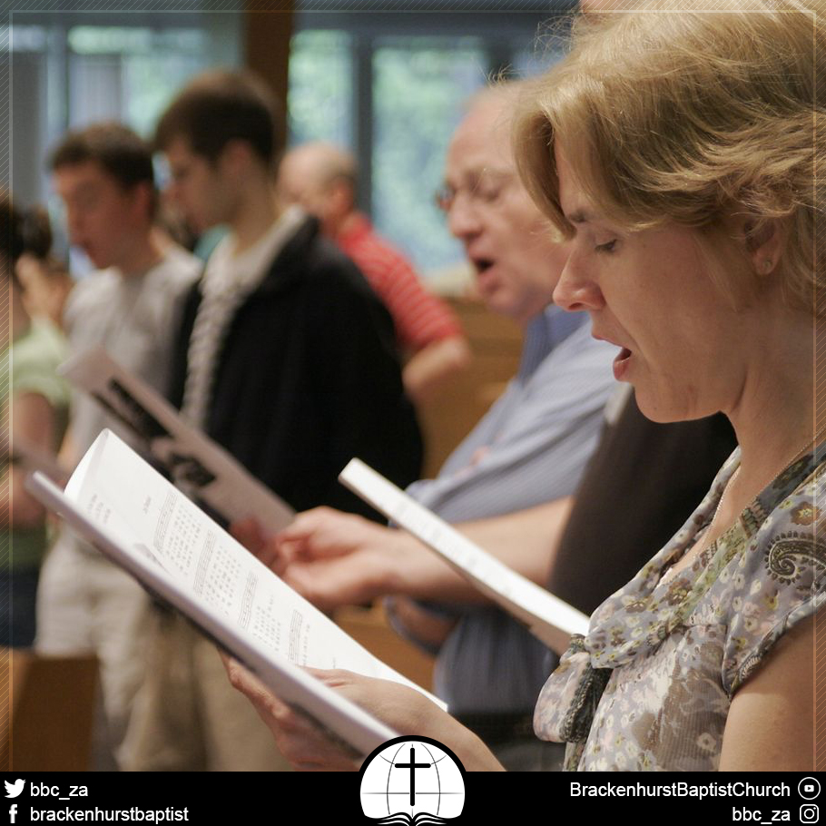Sing to One Another (Ephesians 5:19)