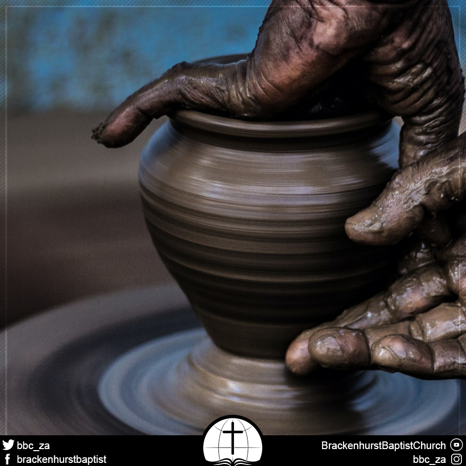 Clay in the Hands of an Angry Potter (Jeremiah 18:1–23)