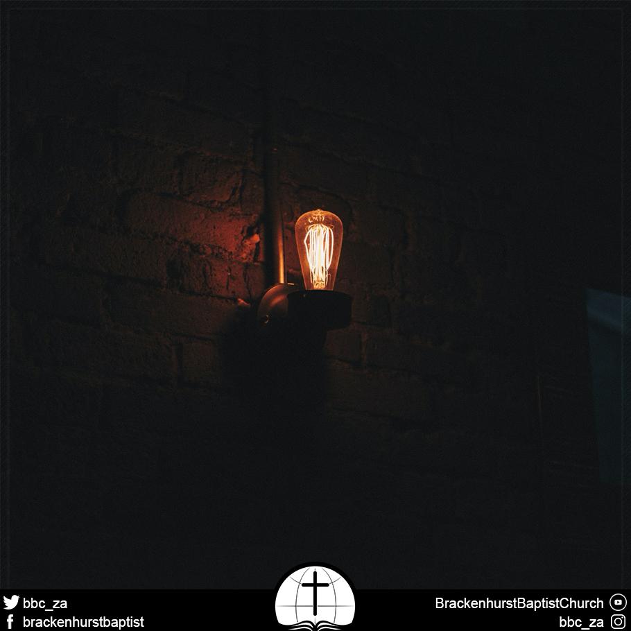 The Dark Night (Jeremiah 20:1–8)