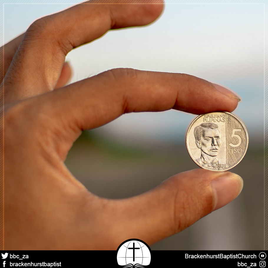 Both Sides of the Coin (Mark 12:13–17)