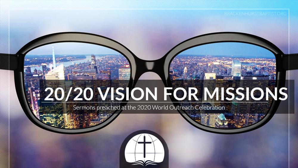 World Outreach Celebration 2020
