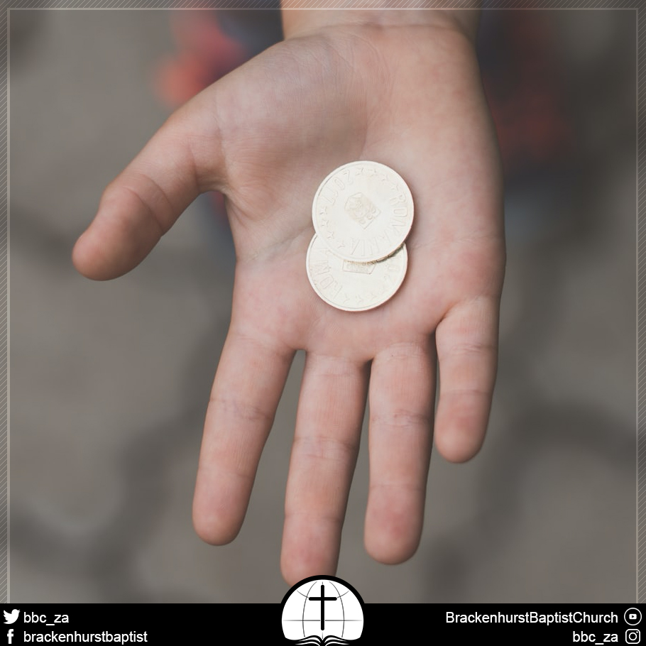 A Christian's Two-Cents' Worth (Mark 12:38–44)