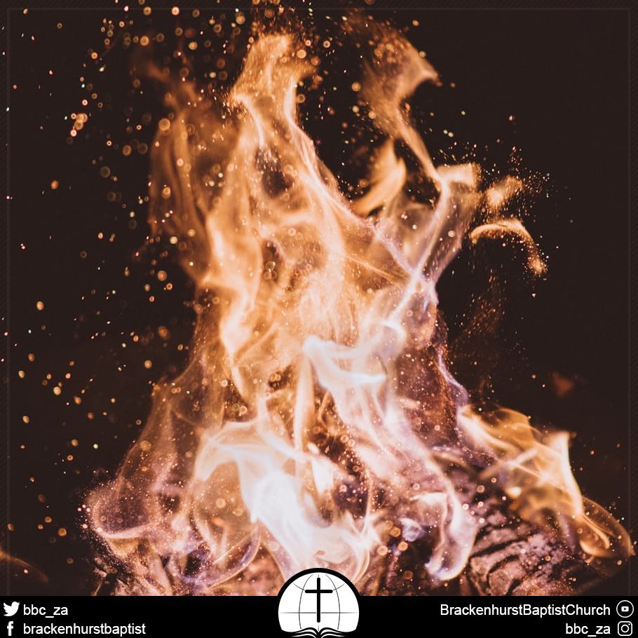 Tried by the Fire (Mark 14:66–72)