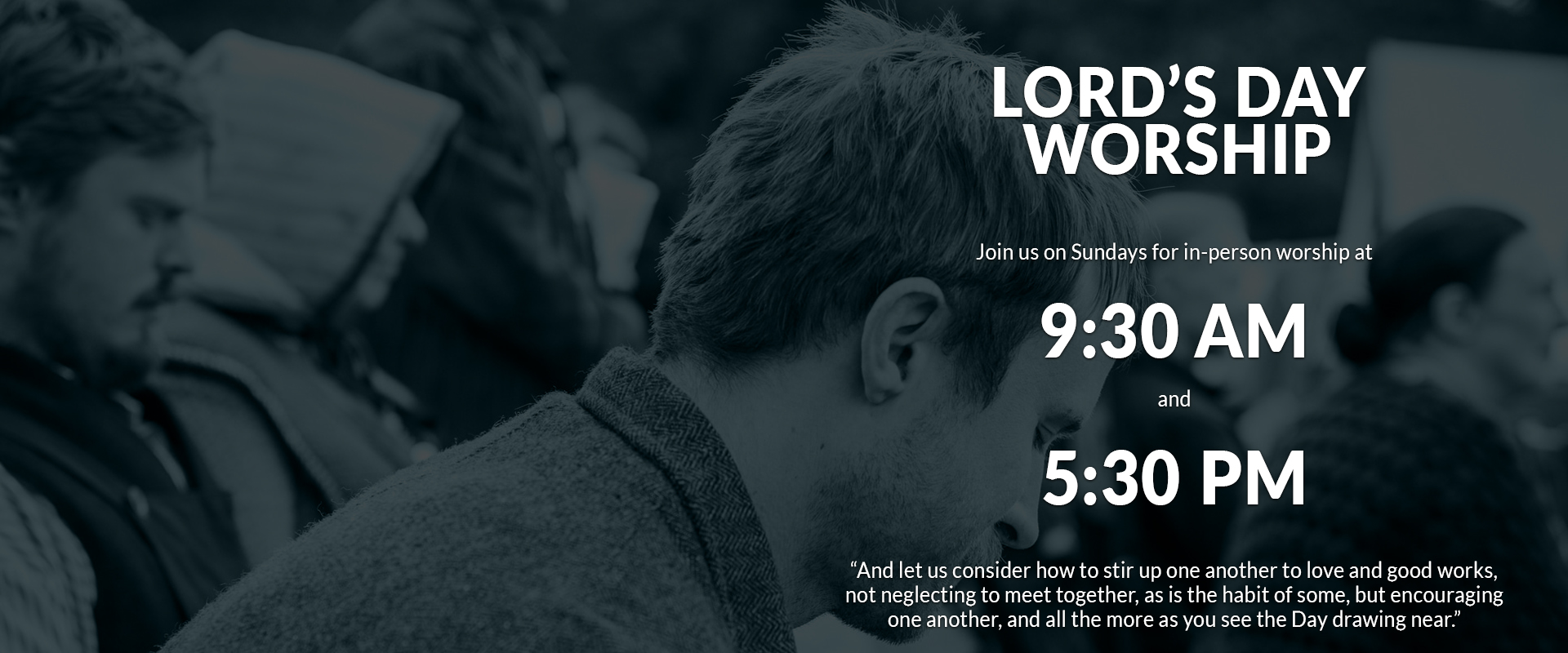 Lord's Day Worship