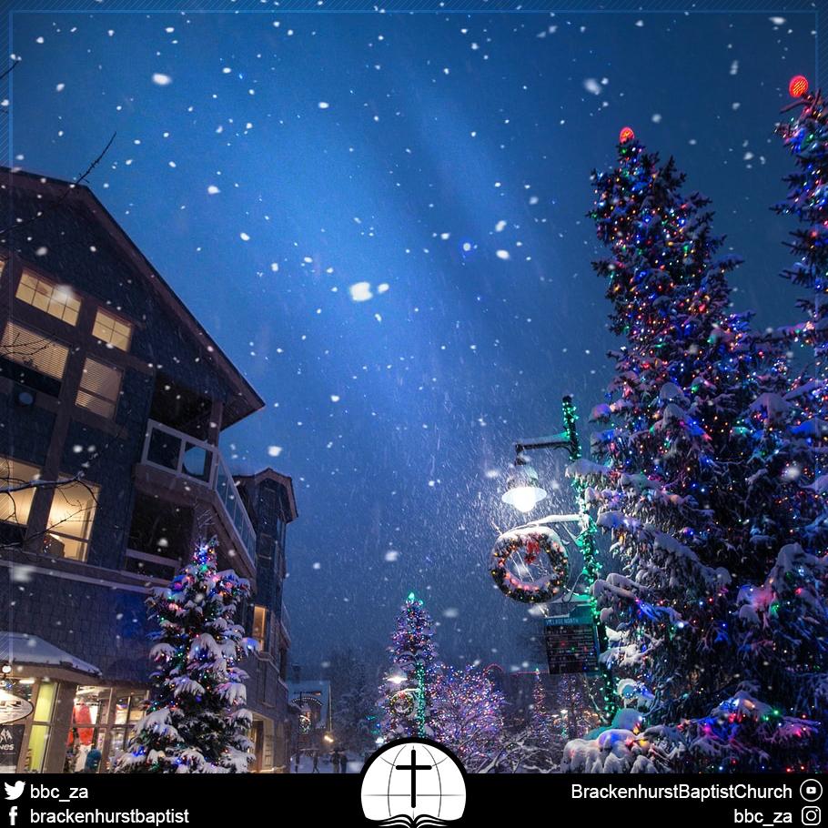 The Night Before Christmas (Luke 1:67–79)