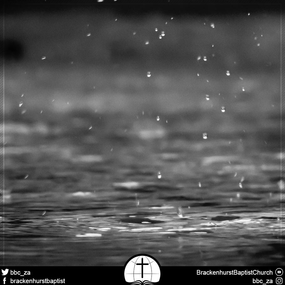 The Rain Keeps Falling