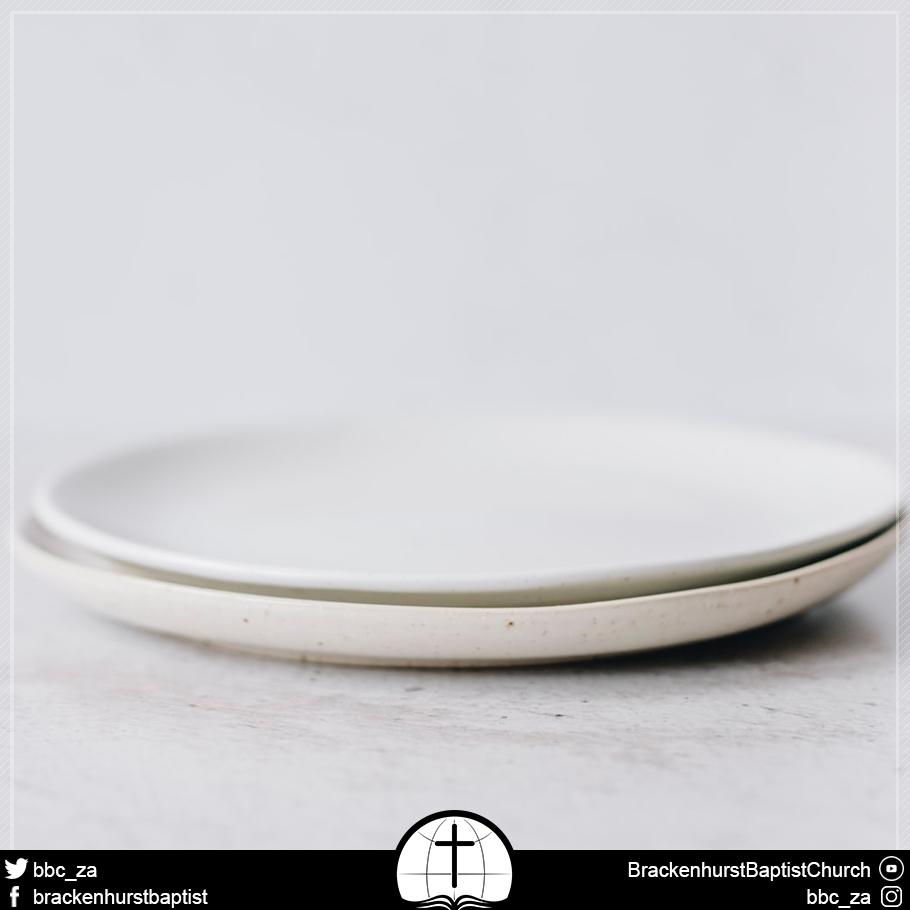 The Spiritual Discipline of Fasting (Matthew 6:16–18)