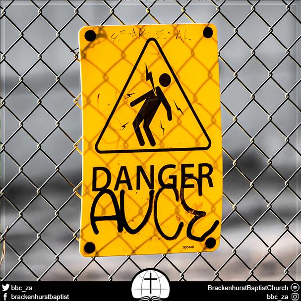 Hazardous Work (Numbers 18:1–32)