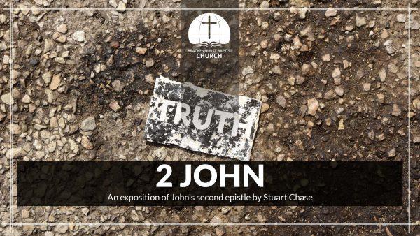 The Plague (2 John 1–13) Image