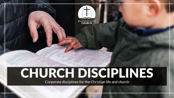 Serving in the Church (Mark 10:35–45) Image